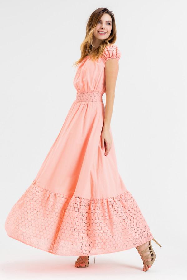 Платье XARIZMASПлатья<br><br><br>Размер RU: 40<br>Пол: Женский<br>Возраст: Взрослый<br>Материал: хлопок 100%<br>Цвет: Оранжевый