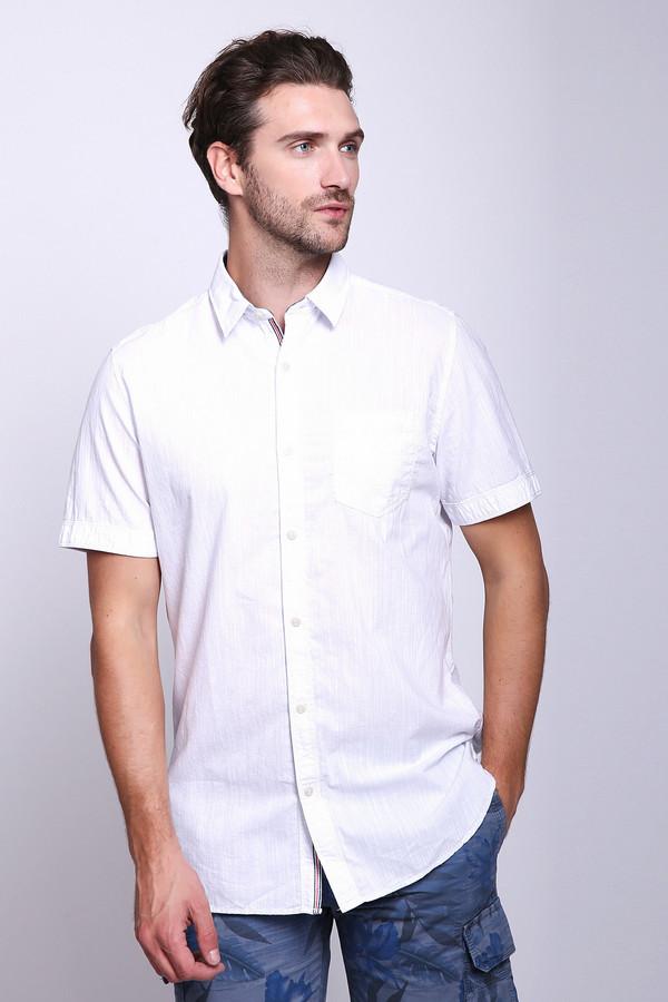 Мужские рубашки с коротким рукавом s.OliverКороткий рукав<br>
