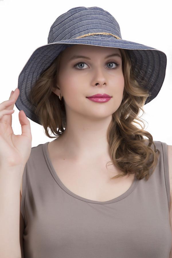 Шляпа WegenerШляпы<br><br><br>Размер RU: один размер<br>Пол: Женский<br>Возраст: Взрослый<br>Материал: полиэстер 100%<br>Цвет: Синий