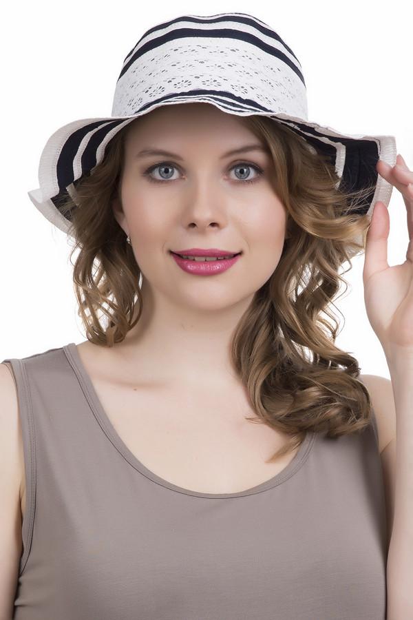 Шляпа WegenerШляпы<br><br><br>Размер RU: один размер<br>Пол: Женский<br>Возраст: Взрослый<br>Материал: полиэстер 50%, бумага 50%<br>Цвет: Синий