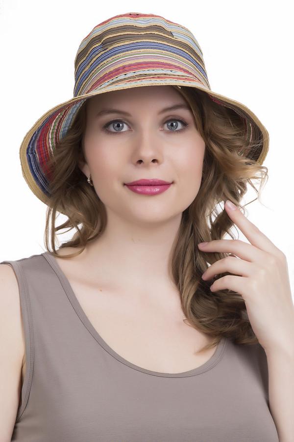 Шляпа WegenerШляпы<br><br><br>Размер RU: один размер<br>Пол: Женский<br>Возраст: Взрослый<br>Материал: полиэстер 50%, бумага 50%<br>Цвет: Разноцветный