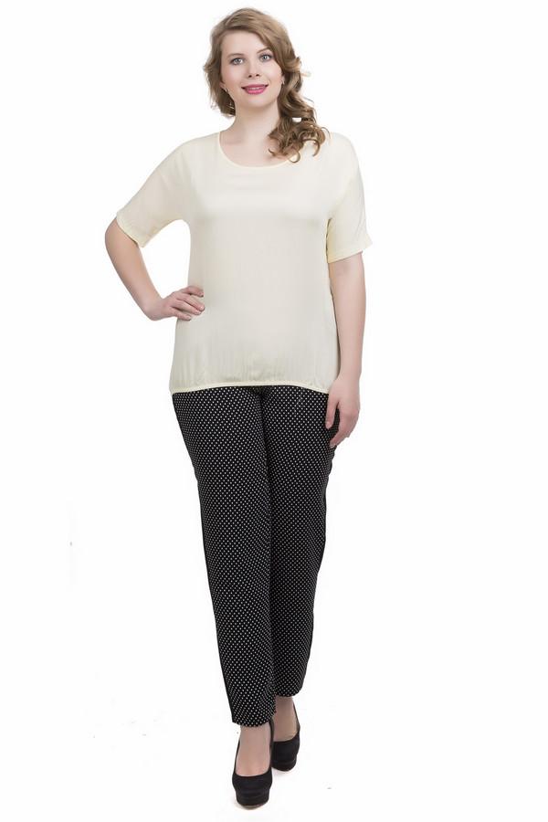 Блузa Betty BarclayБлузы<br>Блузa Betty Barclay светло-желтая. Модель сдержанная, а потому очень универсальная. В таком изделии вы уж точно будете чувствовать себя комфортно, а сочетать его вы сможете с самыми разными вариантами низа. Можно надеть классическую юбку, а можно и современные джинсы – во всех этих ансамблях блуза будет одинаково уместна. Состав: эластан и вискоза.<br><br>Размер RU: 42<br>Пол: Женский<br>Возраст: Взрослый<br>Материал: эластан 5%, вискоза 95%<br>Цвет: Жёлтый