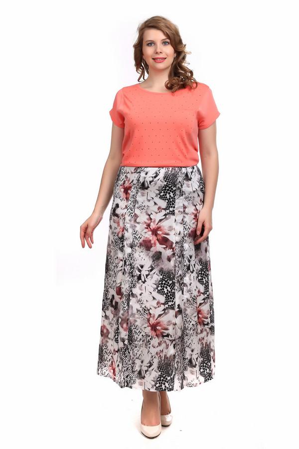 женская юбка gelco, разноцветная