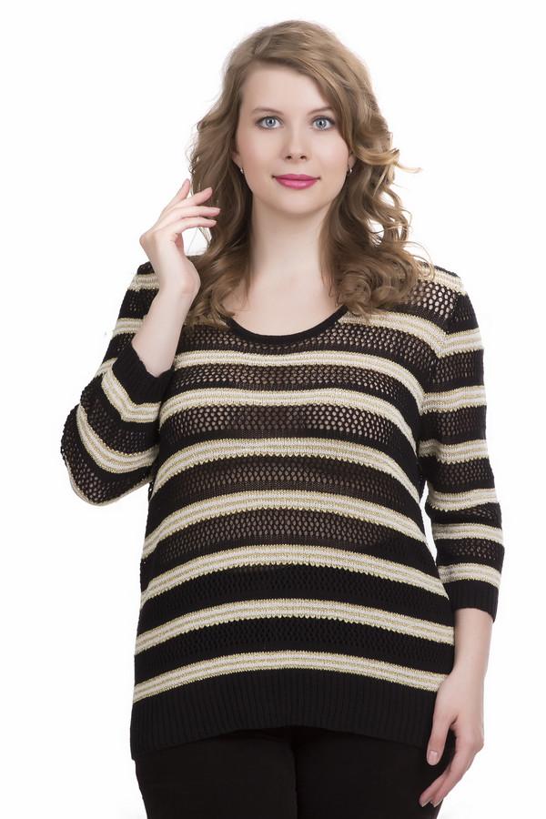 Пуловер Via AppiaПуловеры<br><br><br>Размер RU: 54<br>Пол: Женский<br>Возраст: Взрослый<br>Материал: полиамид 20%, полиэстер 20%, полиакрил 60%<br>Цвет: Золотистый