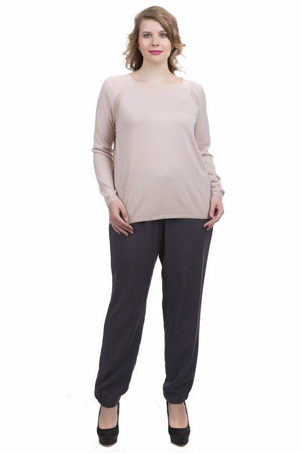 Пуловер SetПуловеры<br><br><br>Размер RU: 48<br>Пол: Женский<br>Возраст: Взрослый<br>Материал: хлопок 50%, модал 50%<br>Цвет: Бежевый