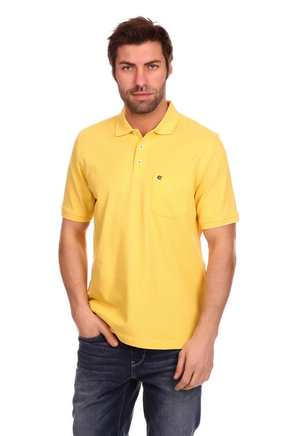 Поло Casa ModaПоло<br><br><br>Размер RU: 50-52<br>Пол: Мужской<br>Возраст: Взрослый<br>Материал: хлопок 100%<br>Цвет: Жёлтый