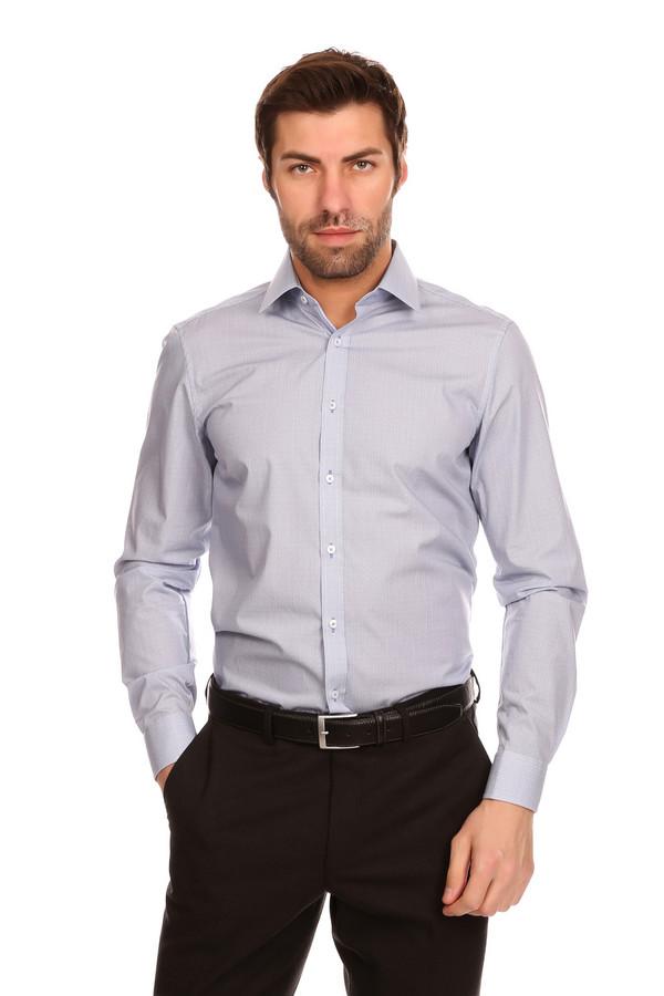 Рубашка с длинным рукавом VentiДлинный рукав<br><br><br>Размер RU: 44<br>Пол: Мужской<br>Возраст: Взрослый<br>Материал: хлопок 100%<br>Цвет: Разноцветный