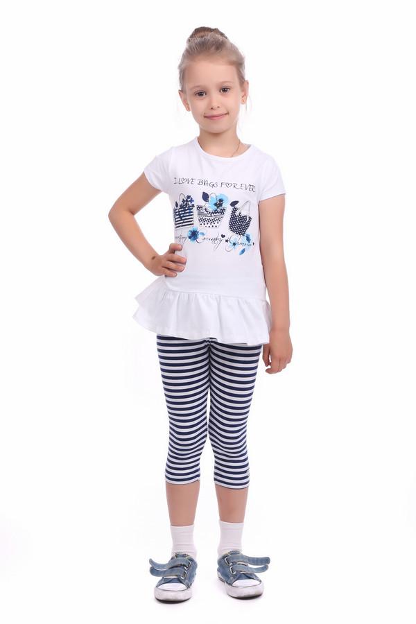 Комплект SarabandaКомплекты<br><br><br>Размер RU: 28;104<br>Пол: Женский<br>Возраст: Детский<br>Материал: см. на вшивном ярлыке 0%<br>Цвет: Разноцветный