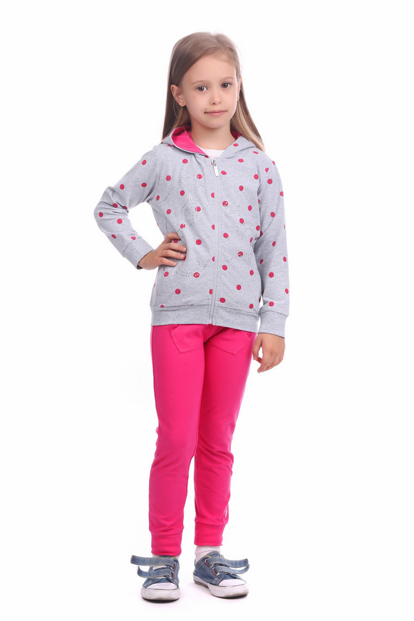 Комплект SarabandaКомплекты<br><br><br>Размер RU: 30;122<br>Пол: Женский<br>Возраст: Детский<br>Материал: см. на вшивном ярлыке 0%<br>Цвет: Разноцветный