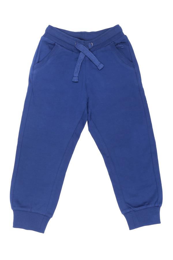 Брюки SarabandaБрюки<br><br><br>Размер RU: 28;110<br>Пол: Мужской<br>Возраст: Детский<br>Материал: см. на вшивном ярлыке 0%<br>Цвет: Синий
