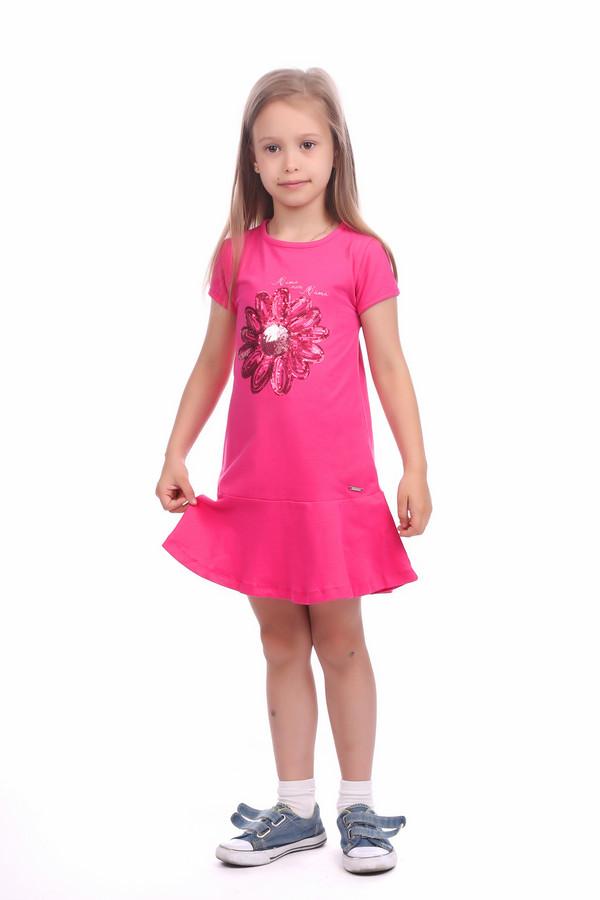 Платье SarabandaПлатья<br><br><br>Размер RU: 26;98<br>Пол: Женский<br>Возраст: Детский<br>Материал: см. на вшивном ярлыке 0%<br>Цвет: Красный