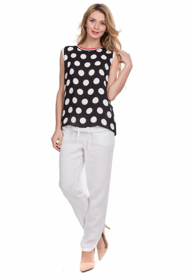 женские брюки steilmann, белые